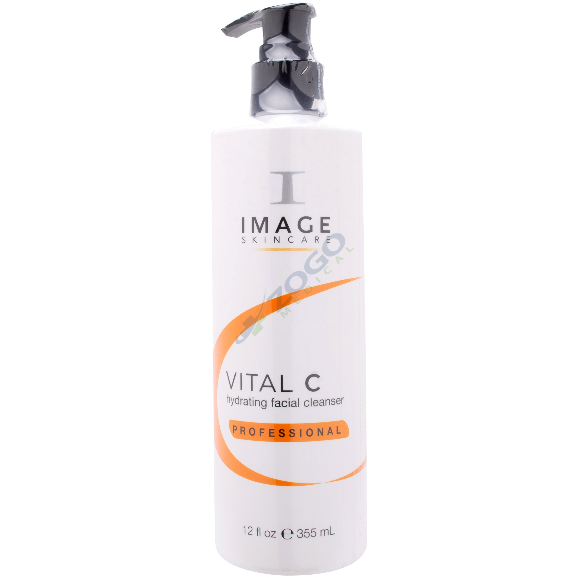 Image Skincare Vital C Hydrating Facial Cleanser 12 Oz Large Pro